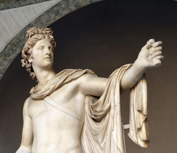 Apollo was the god of prophecy. His namesake is a digital insights time machine
